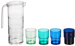 Tiers Pitcher & Tumblers Set for $5