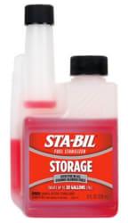 Sta-Bil Storage 8-oz. Fuel Stabilizer for $0