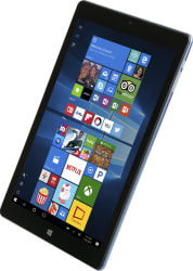 "NuVision Solo 10 10"" 32GB Draw Windows Tablet $99"