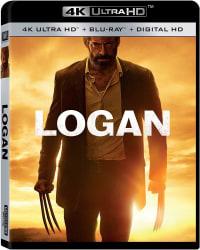 Logan on 4K Blu-ray / Blu-ray / Digital HD for $18