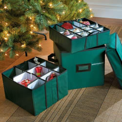 Small Adjustable Ornament Storage Box for free