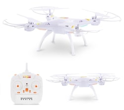 Aduro Quadcopter Drones from $32