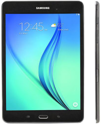 "Open-Box Samsung Galaxy Tab A 16GB 8"" Tablet $85"