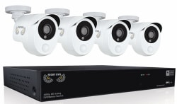 Night Owl 8-Ch. 4-Cam 1080p Security System $300