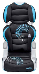 Evenflo Amp High-Back Booster Car Seat for $24