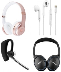 Headphones & Headsets at TechRabbit: Up to 93% off