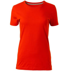 Nike Women's Fitted Crewneck T-Shirt for $7