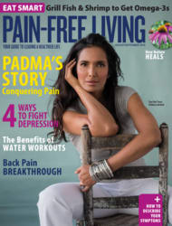 Pain-Free Living Magazine 1-Year Subscription free