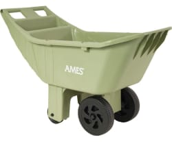 Ames 4-Cu. Ft. Lawn Cart for $20