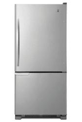 Kenmore 19-Cu. Ft. Refrigerator for $665
