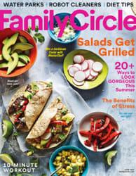 Family Circle Magazine 1-Year Subscription free