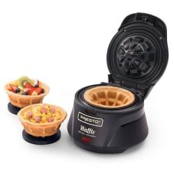 Presto Belgian Bowl Waffle Maker for $21