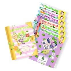Biobelle Beauty Secrets 6pc Facial Mask Kit $24