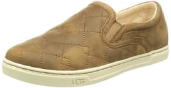 UGG Women's Fierce Delco Quilted Shoes for $33