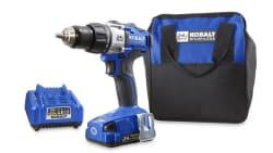 Kobalt 24V Cordless Drill for $99