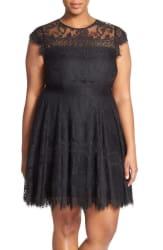 BB Dakota Women's Plus-Size Rhianna Dress for $65