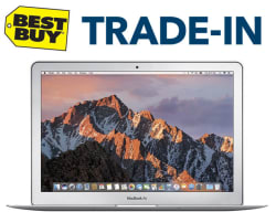 Up to $450 Best Buy Gift Card w/ MacBook trade-in