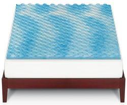 The Big One Gel Memory Foam Mattress Topper $24