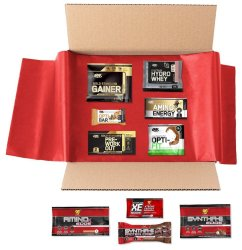 Optimum Nutrition Sample Box w/ $8 Amazon GC $8