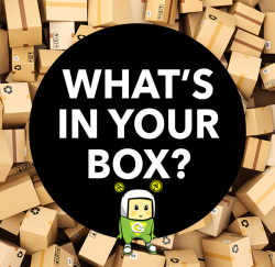 GearXS Back to Cool! Surprise Mystery Boxes