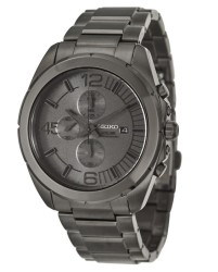Seiko Men's Core Solar Stainless Steel Watch $75
