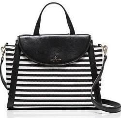 Kate Spade Cobble Hill Stripe Adrien Handbag $159