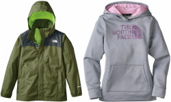 The North Face Kids' Apparel at Cabela's from $18