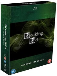 Breaking Bad: The Complete Series on Blu-ray $29