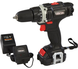 Ironton 12V Lithium-Ion Drill / Driver for $38