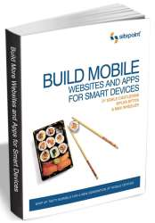 """""""Build Mobile Websites and Apps..."""" eBook for free"""