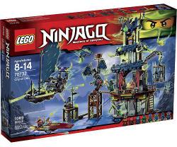 LEGO Ninjago City of Stiix for $80