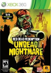 RDR Undead Nightmare Pack for Xbox 360 for $5