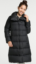 Uniqlo Women's Down Coat (limited sizes) for $80