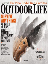 Outdoor Life Magazine 1-Year Subscription for free