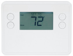 GoControl 7-Day Programmable Smart Thermostat $60