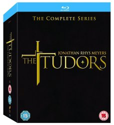 The Tudors Complete Series on Blu-ray for $16
