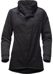 The North Face Women's Long Pseudio Jacket $112