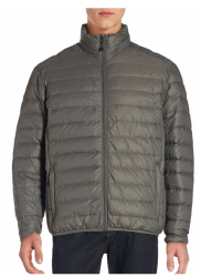 Saks Fifth Avenue Men's Puffer Jacket for $35
