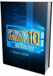"""Optimizing Windows 10"" eBook for free"
