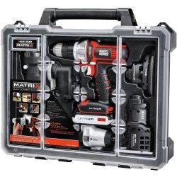 Black & Decker Matrix 6-Tool Combo Kit for $148 + free shipping