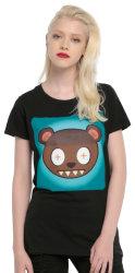 Orphan Black Juniors' Bear T-Shirt for $18