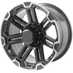 "ProLine 187 Black 18"" Wheel for $67"