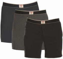 Buffalo Men's Knit Boxer 3-Pack for $13