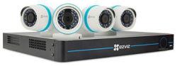 Ezviz 4-Camera 1080p 2TB Security System for $399