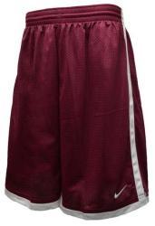 Nike Men's Hustle Basketball Shorts for $27