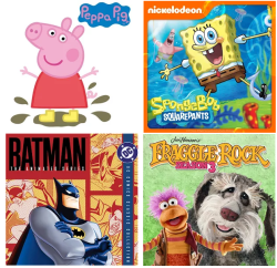 Family TV Downloads at Google Play from $6