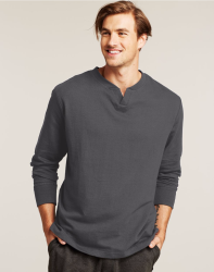 Hanes Men's Signature French Terry Crew Shirt $6