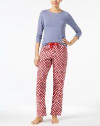 2 Calvin Klein Women's Pajama Sets for $15