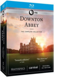 Downton Abbey: Complete Collection Blu-ray for $56