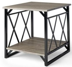 Simple Living Seneca XX End Table for $70